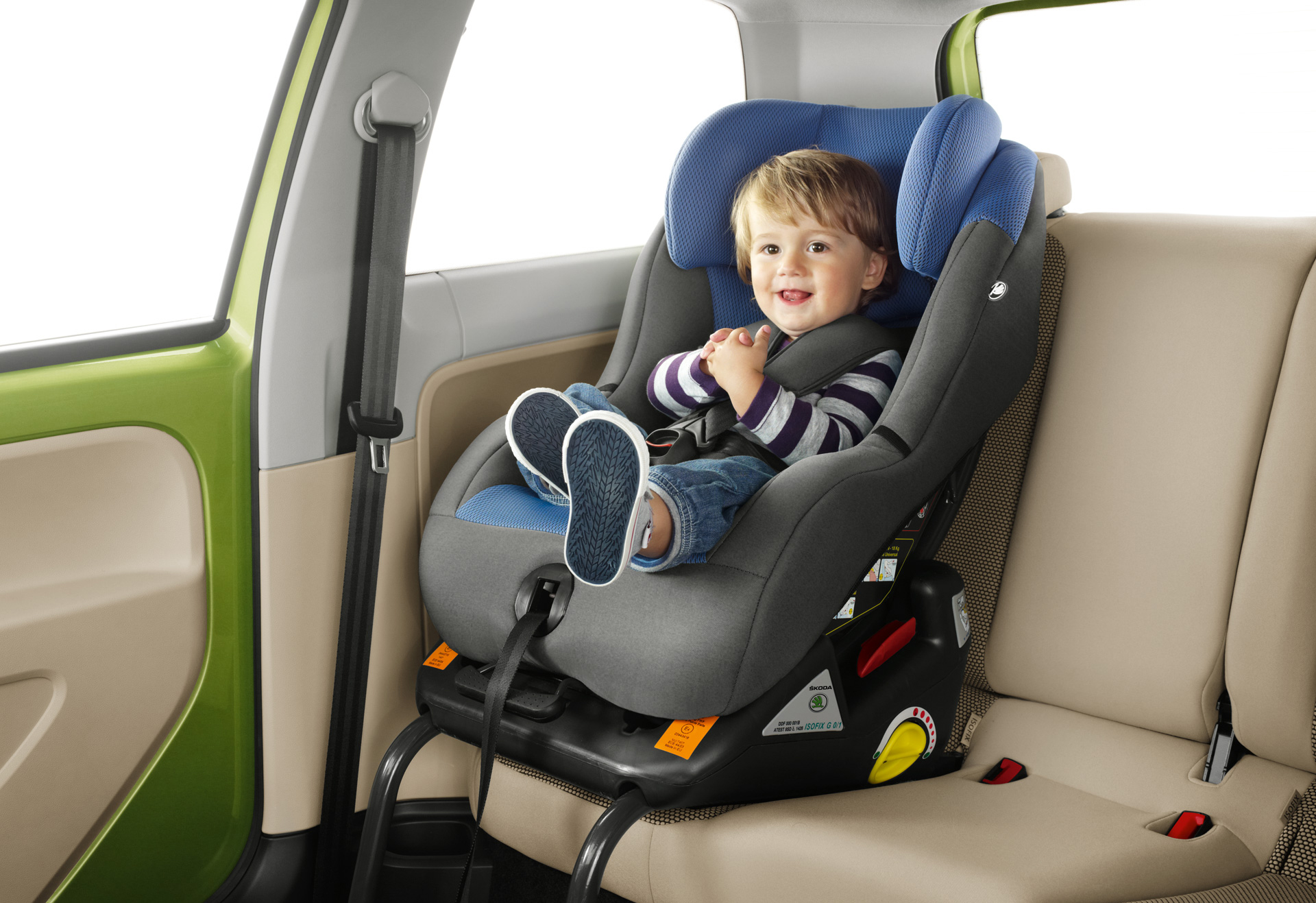 Покупка детского автокресла – залог безопасности ребенка и спокойствия водителя