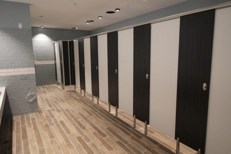 Система для туалетных кабинок