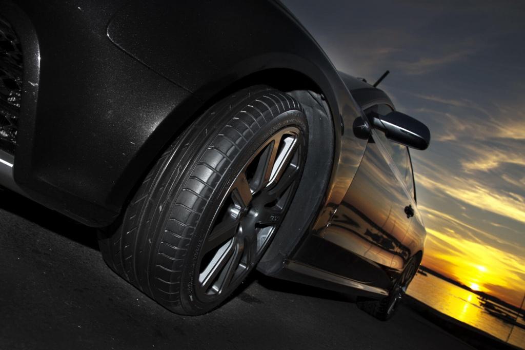 Асимметричные летние шины: особенности